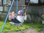 久しぶりの宝来幼児公園へ!